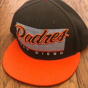 New San Diego Padres hat